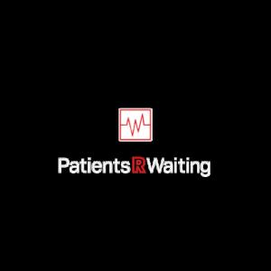 Patient R Waiting Logo